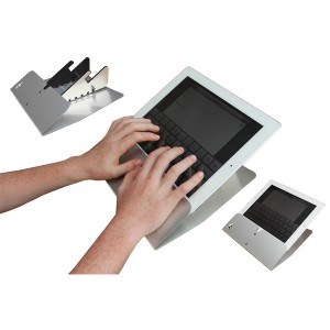 The Ergonomic Cafe Arrow Tablet Stand