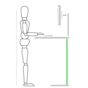 How to setup your desk correctly - Sit Stand Desk