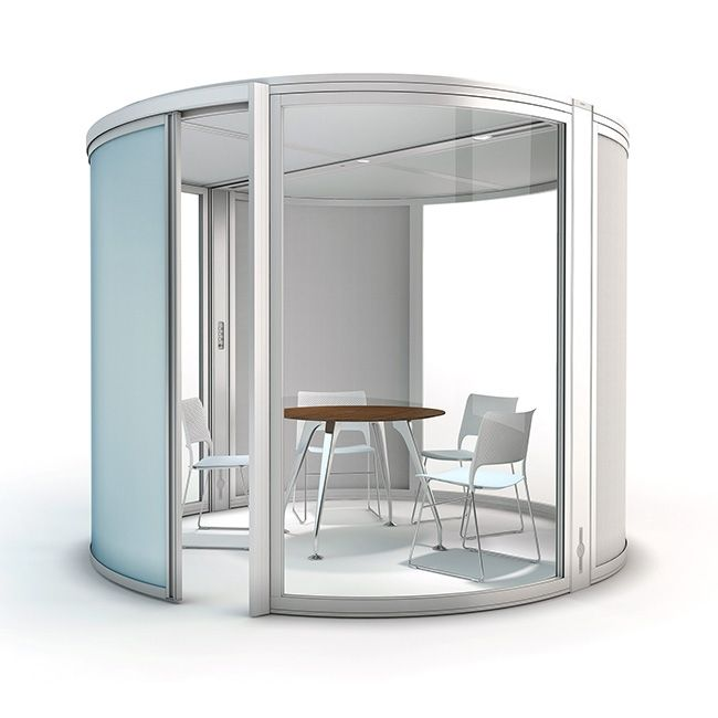 Acoustic Pods & Screens