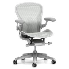 Herman Miller New Aeron Office Chair Remastered - Mineral