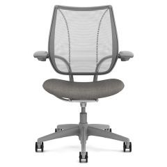 Humanscale Liberty Task Chair - In-stock Silver