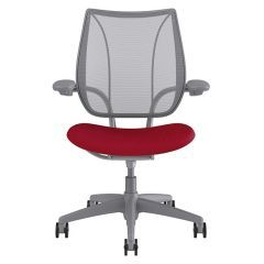 Humanscale Liberty Task Chair - Red Seat