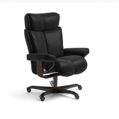 Stressless Magic Office Chair - Batick Leather