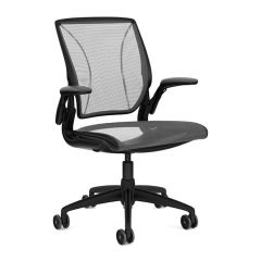 Humanscale Diffrient World Chair - Quick Ship Black