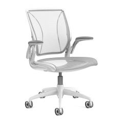 Humanscale Diffrient World Chair - In-Stock White