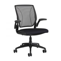 Humanscale Diffrient World Chair - Fabric Seat