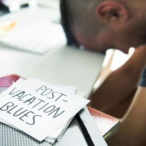 How to Bounce Back to Work