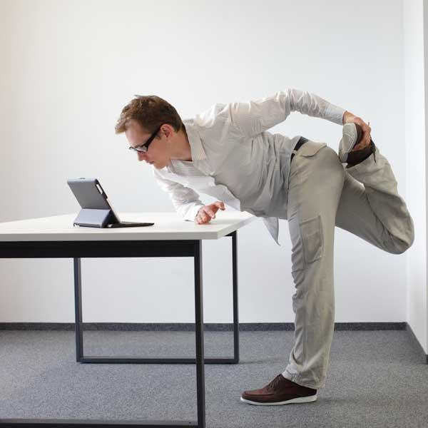 Exercises you can do in the office