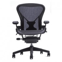 Improve Posture/Reduce Back Pain with Aeron Chair