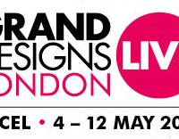 We will be at Grand Designs Live 2013