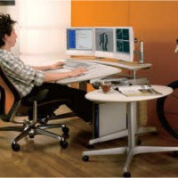 Senior ergonomist praises the Cruise Workstation.
