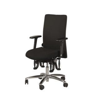 haider-bioswing-360-chair-black