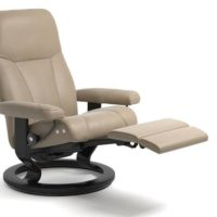 New LegComfort Option for Stressless Recliners