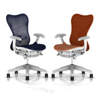 Mirra 2 Chair: Triflex vs Butterfly