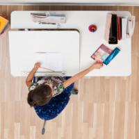 Ergonomic Children's Desks - Why They Matter