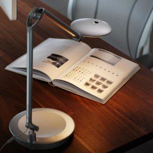 humanscale disc led desk lamp