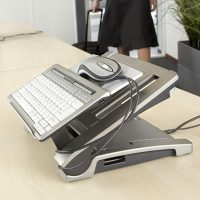 The Importance of Ergonomic Accessories for Office Workers
