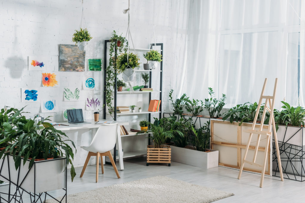 Botanical Spaces in the office