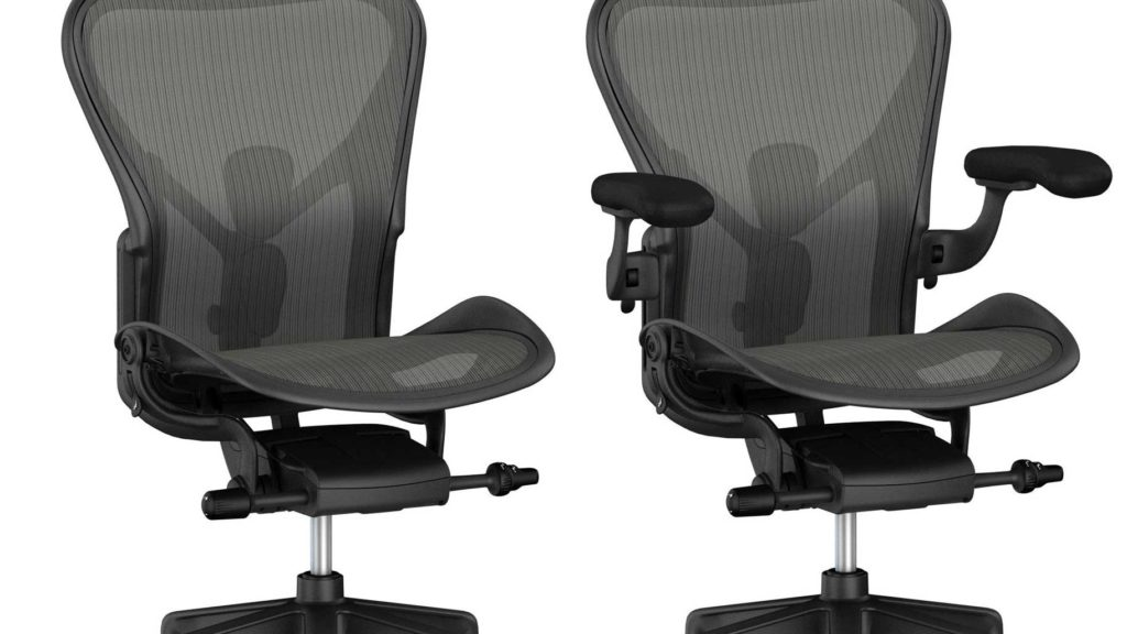 Aeron Armrests: Yes or No