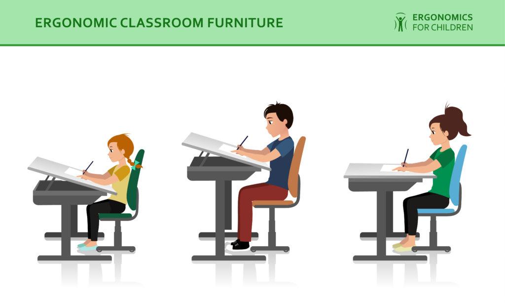 Ergonomic Classroom Furniture