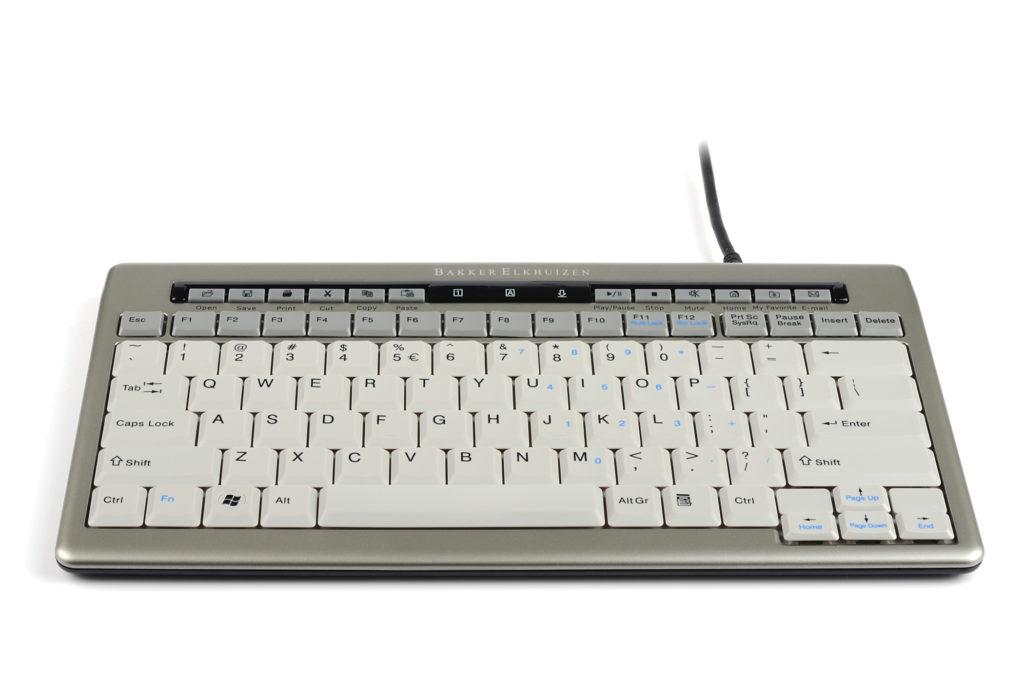 Bakker Elkhuizen S-Board 840 Design Compact Keyboard