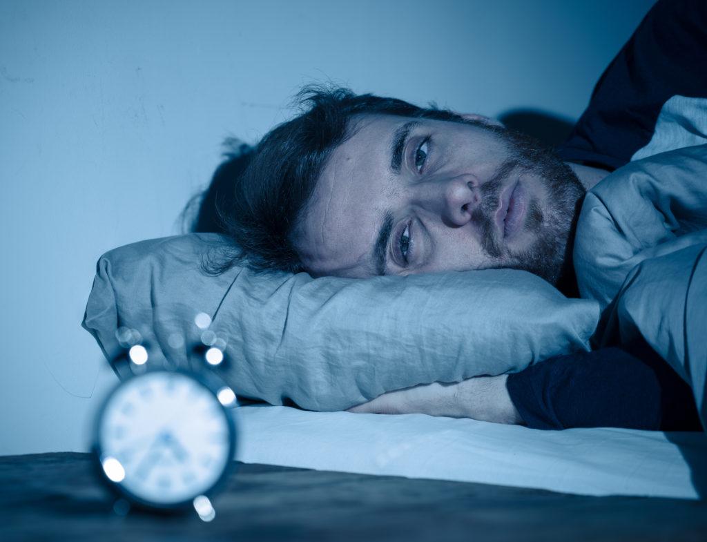 keep a consistent sleep schedule